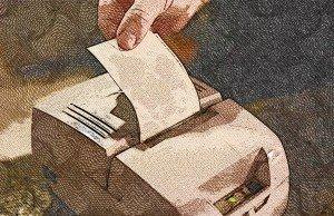 O primeiro prêmio do sorteio semanal da campanha Nota Fiscal Paranaense, que estava acumulado em R$ 20 mil, saiu para o número da sorte 7.796.129, correspondente ao bilhete eletrônico nº 36.321. O ganhador é de Curitiba. Foto: Divulgação Arquivo ANPr